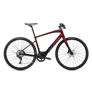 Specialized Turbo Vado SL 4.0 Electric Hybrid Bike -  2021 Red