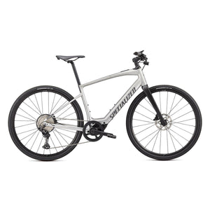 Specialized Turbo Vado SL 5.0 Electric Hybrid Bike -  2021 Silver