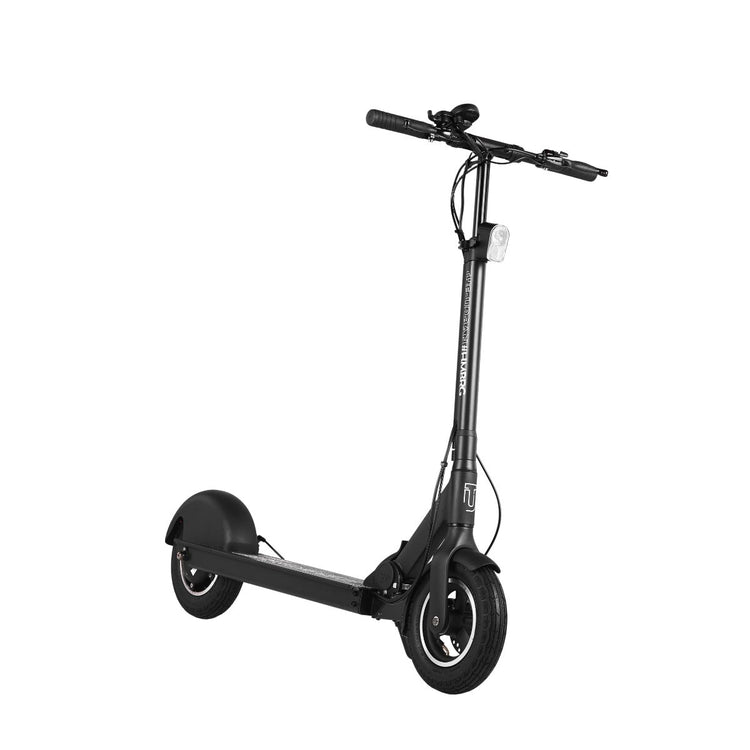 Walberg Urban #HMBRG V2 Electric Scooter - Black