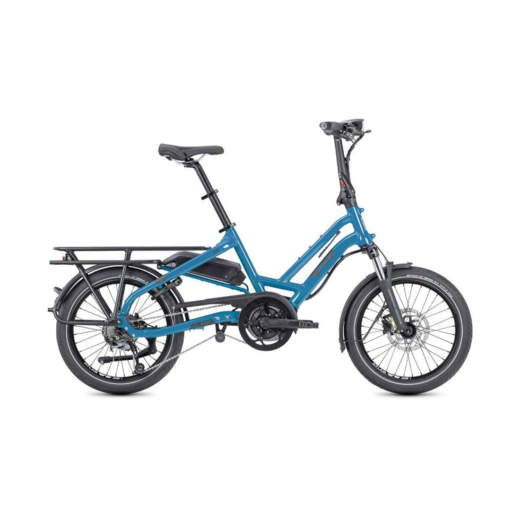 Tern HSD P9 Electric Cargo Bike - 2020 - Blue