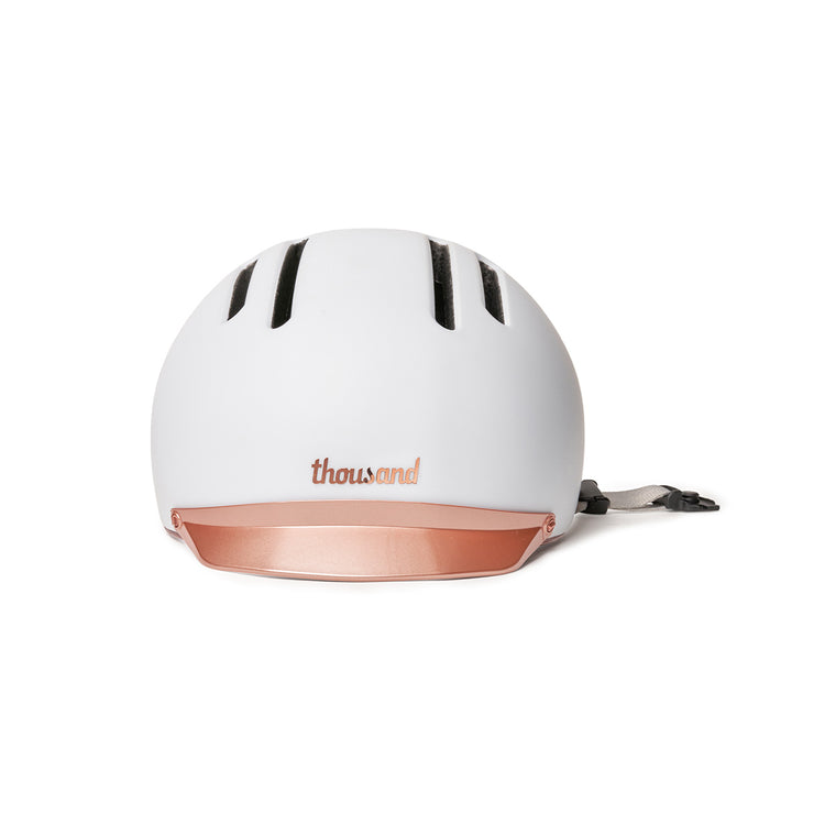 Thousand Chapter Helmet White