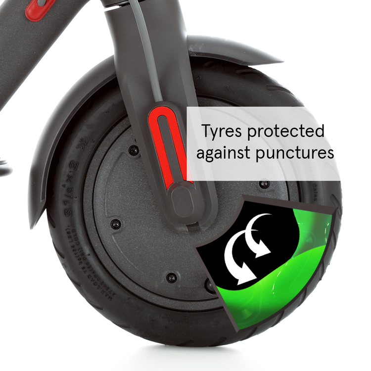 Xiaomi M365 Pro puncture protection