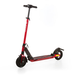 Zoom Stryder Electric Scooter Red
