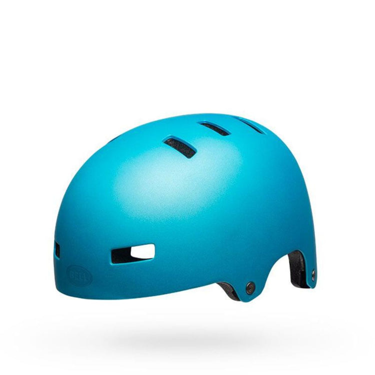 Bell Span Youth Helmet - Bright Blue