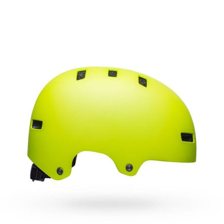 Bell Span Youth Helmet - Bright Green