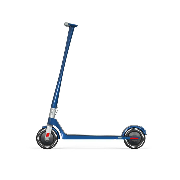 Unagi Model One E500 Electric Scooter Blue