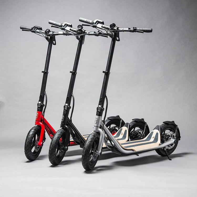 8TEV B12 Electric Scooter - Pure Electric