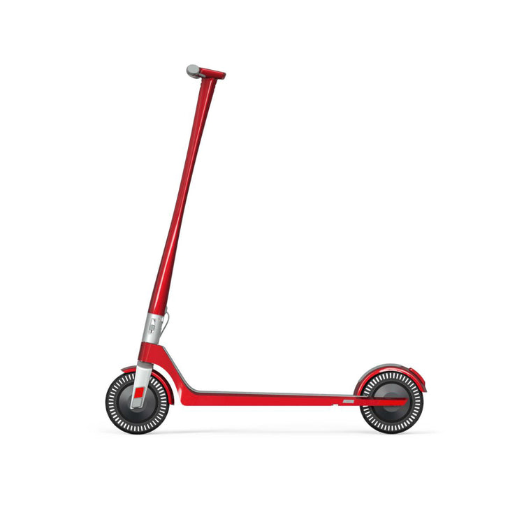 Unagi Model One E500 Electric Scooter Red