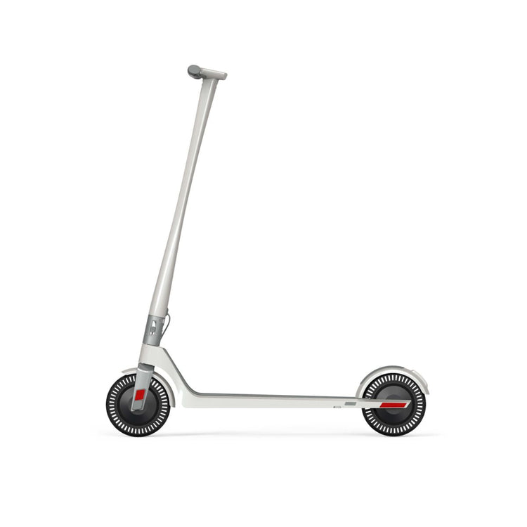 Unagi Model One E500 Electric Scooter White