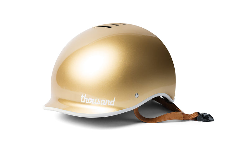 Thousand Helmet - Gold