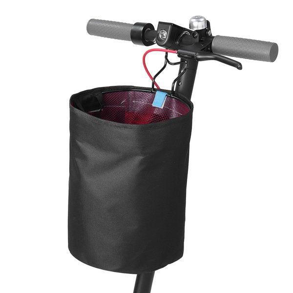 Electric Scooter Handlebar Basket