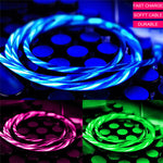 LED Night Constellation  Innovative Luminous Data Cable for iPhone all types