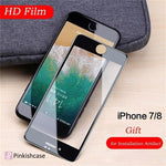 Fully Covered Rubberized Tempered Film iphone6/6s/7/8/6Plus/6sPlus7Plus/8Plus