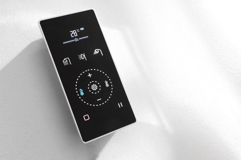 Victoria Falls Digital Shower Controller