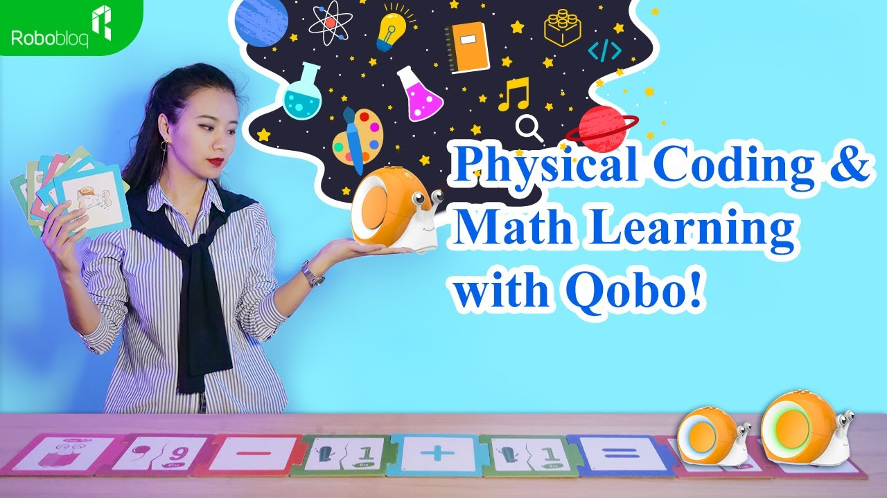 Physical Coding Class with Qobo (2/2)