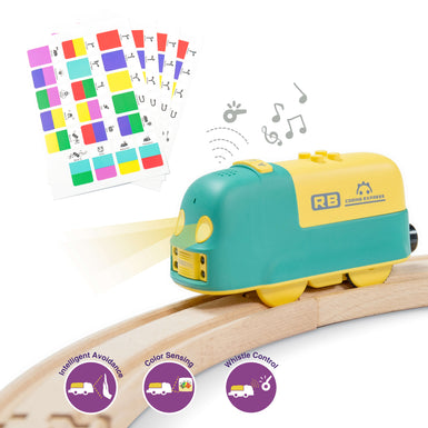 Robobloq Coding Express Toy Train Set