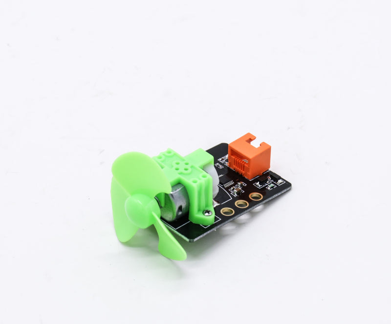 Q-Tronoics Sensor Package B - Flame/Mini Fan/Gas/Linear/ Microbit Shield/ Multi-touch/6 Ways Line-tracking