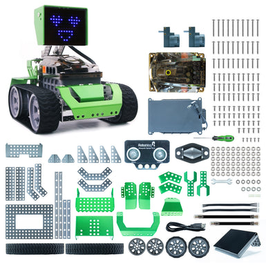 Robobloq 6-in-1 Transformable Robot Kit