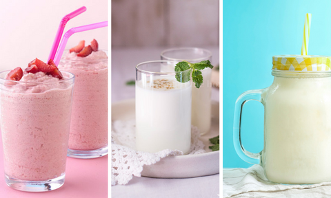 Hapup Make it Your own Smoothie Buttermilk Drink