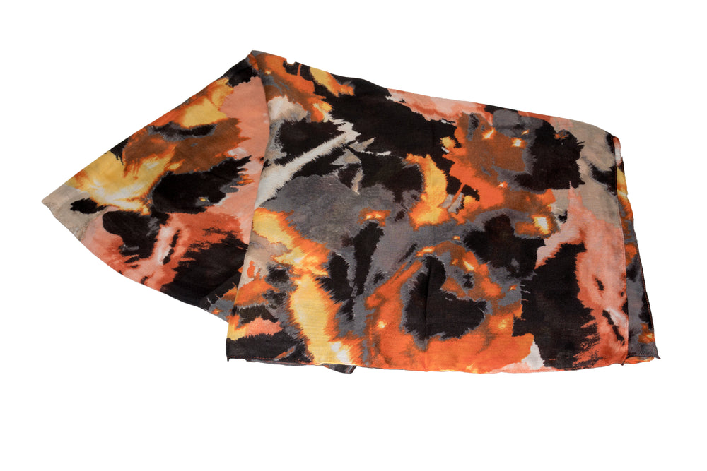 Artist's Palette - Sunset - Modestia Collection is a scarf brand with a higher purpose, representing the eclectic style of a diverse and inclusive community of scarf lovers.