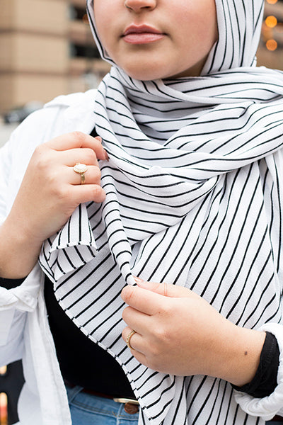 Jailbreak - Modestia Collection is a scarf brand with a higher purpose, representing the eclectic style of a diverse and inclusive community of scarf lovers.
