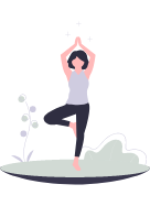 Yoga exercise Image