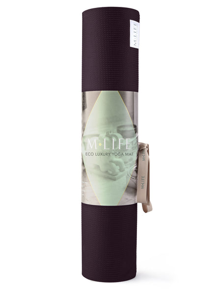 Eco Luxury Yoga Mat