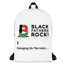 Black Fathers Rock! Backpack