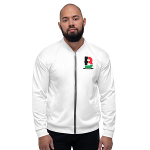 Black Fathers Rock! Unisex Bomber Jacket