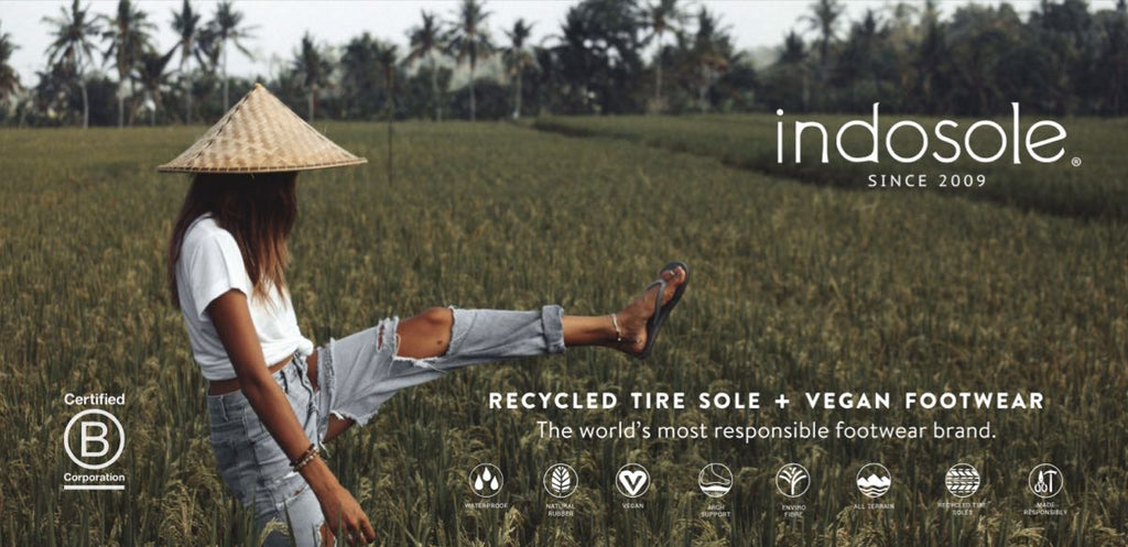 Indosole - Thoughtfully Made Everyday Footwear