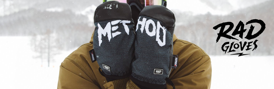 Rad Gloves