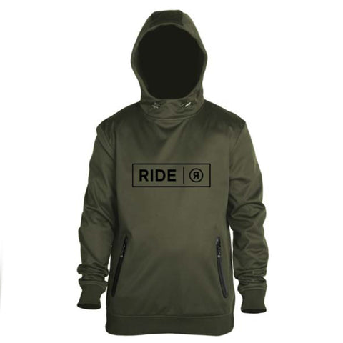 Bar Softshell Riding Hoodie - Antics