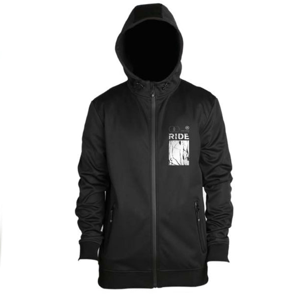 Marble Softshell Riding Hoodie - Antics