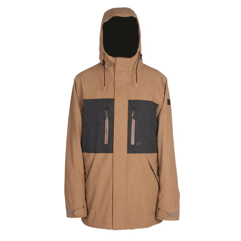 Montlake Jacket - Tobacco/Black 2020 - Antics