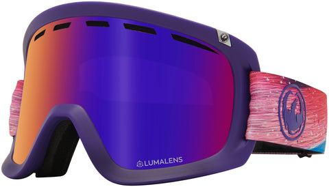 D1 Abstract OTG Goggles 2020 - with Bonus Lens