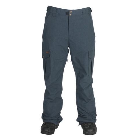 Phinney Snowboard Pants - Denim Melange 2020 - Antics