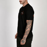 Rounder Premium Tee (Black) - Antics