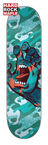 "Primary Hand Hard Rock 8"" Skateboard Deck"