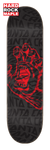 "Vortex Hand Hard Rock 8.25"" Skateboard Deck"