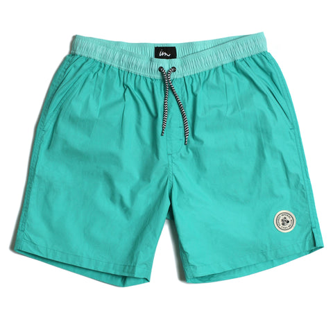 Seeker Stretch Volley Short (Mint) - Antics