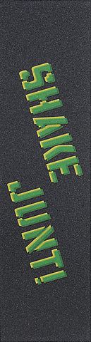 "OG Spray Green/Yellow 9""x33"" Sheet Grip Tape"