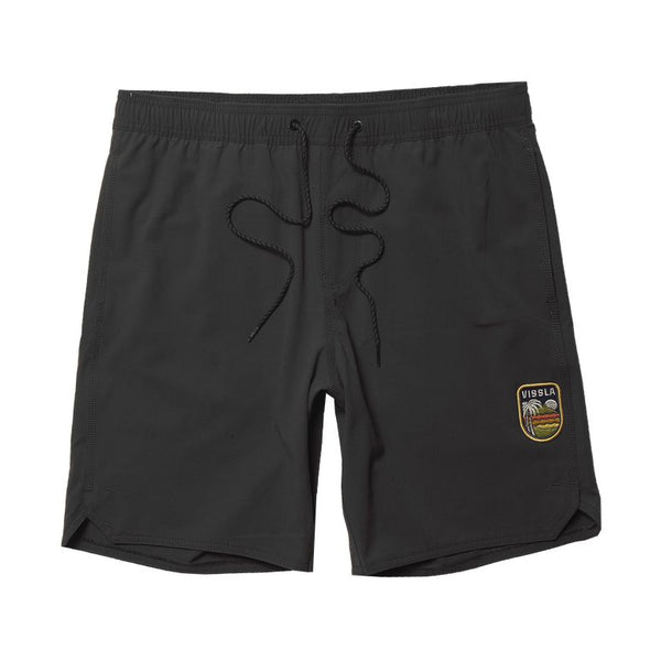 "Solid Sets 17.5"" Eco-Lastic Boardshort"
