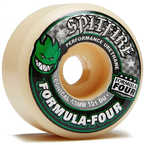 Formula Four 53mm Conical Skateboard Wheels