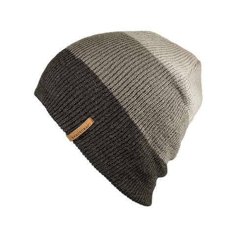 Offender Heathered Stripe Beanie - Antics