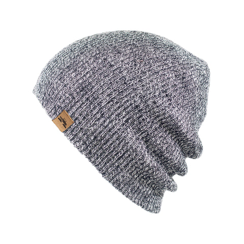 Offender Beanie - Grey Marl - Antics