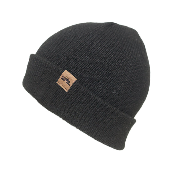 Outfitter Beanie - Black - Antics