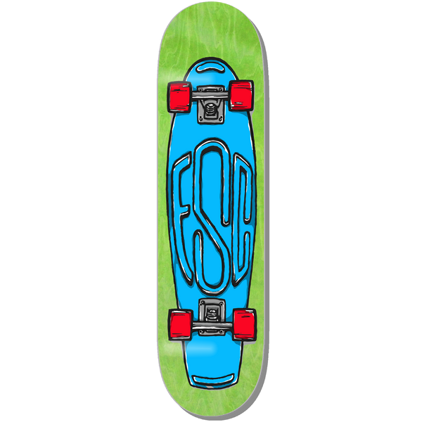 Cruiser Skateboard Deck