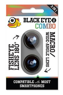 Black Eye Lens Combo - Antics