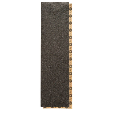 "Black 9""x33"" Skateboard Grip Tape"
