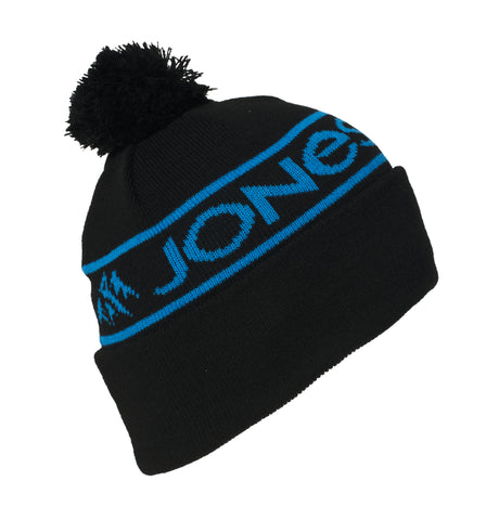 Chamonix Beanie - Black/Blue - Antics